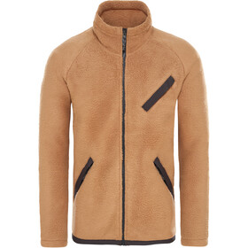 The North Face Cragmont FZ Chaqueta Polar Hombre, cedar brown